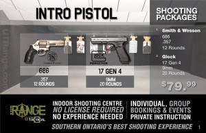 Pack A -Intro Pistol Package