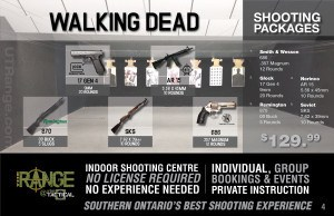 Pack D -Walking Dead Package