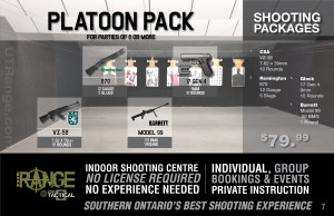 Pack K -Platoon Package