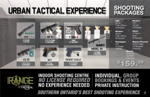 Urban Tactical Experience